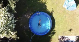 Auf der Stelle – schwimmen